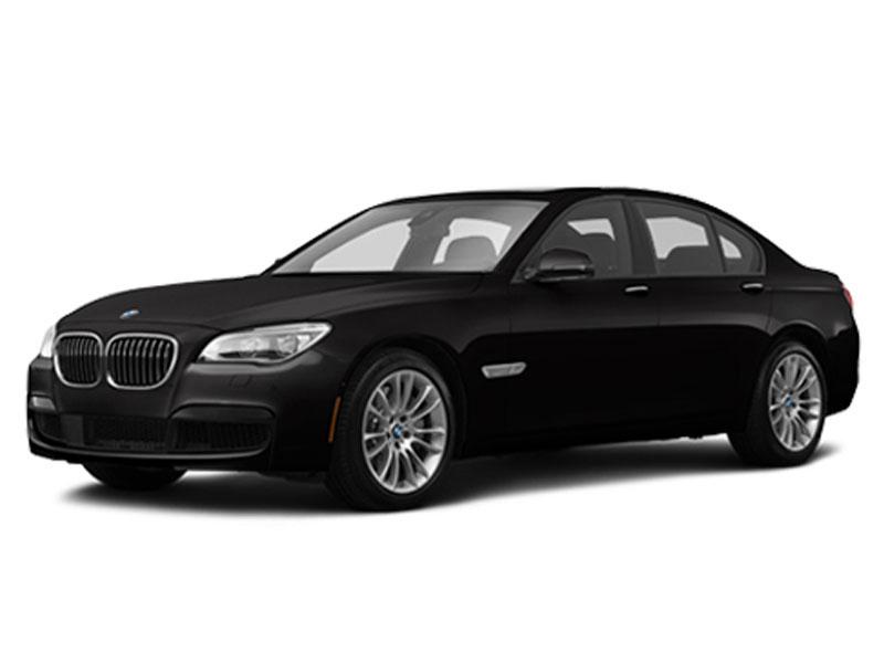 BMW 7 Series (F02 rest)